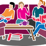 the-book-club-network-blog-sarah-sudin-talks-about-the-book-club-fhj0x2-clipart